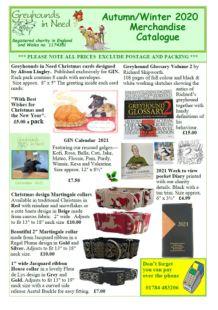 Merchandise Catalogue Autumn/Winter 2020